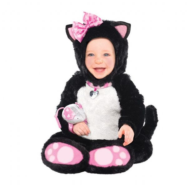 Babies Itty Bitty Kitty Costume Fancy Dress Outfit